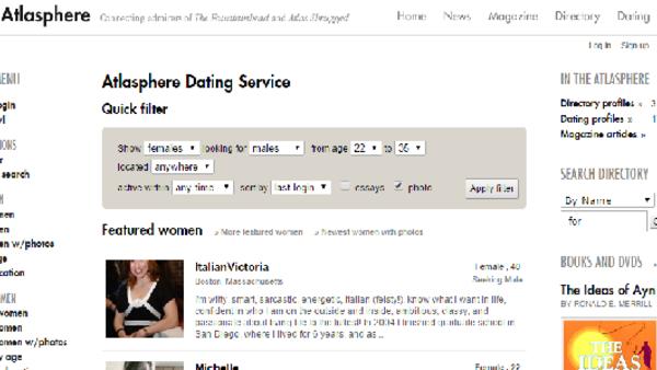 atlasphere dating co je tady, abych dostal chlapa, kterého jsi právě začal chodit