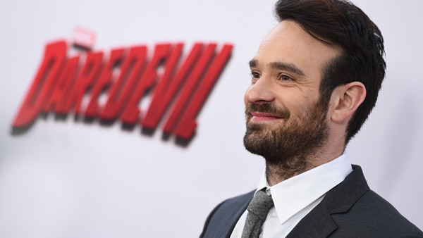 FILE - In this April 2, 2015 file photo, actor Charlie Cox arrives at