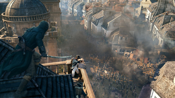 Assassins Creed Unity Stealth