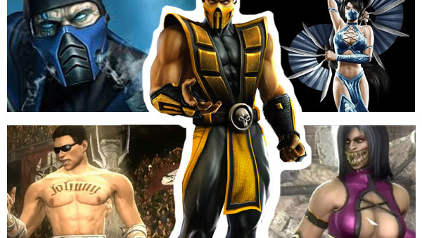 20 Greatest Mortal Kombat Characters Of All Time