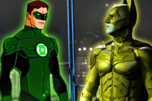Green Lantern Batman1