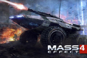 Mass Effect 4 Mako