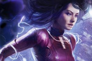 Mass Effect Gillian Grayson