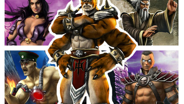 20 Worst Mortal Kombat Characters Of All Time