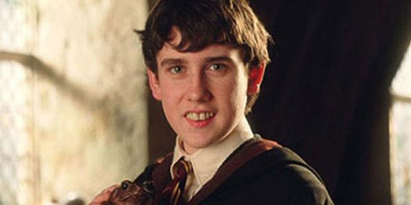 Neville Longbottom Holding Frog Harry Potter