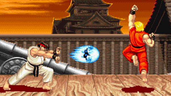 ryu special moves street fighter 2 sega