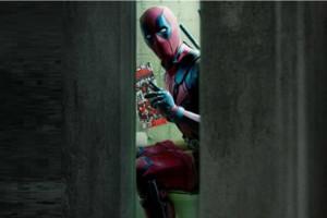 Deadpool Bathroom