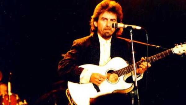 George Harrison Producer