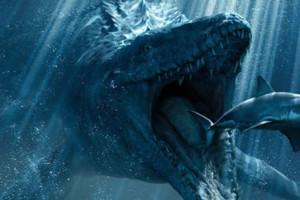 Jurassic World Shark