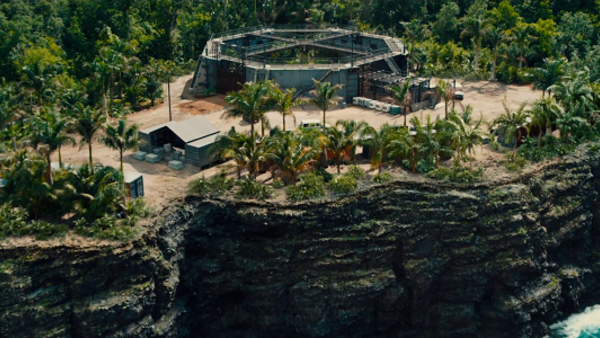 1. Which Fictional Island Is Jurassic World On?