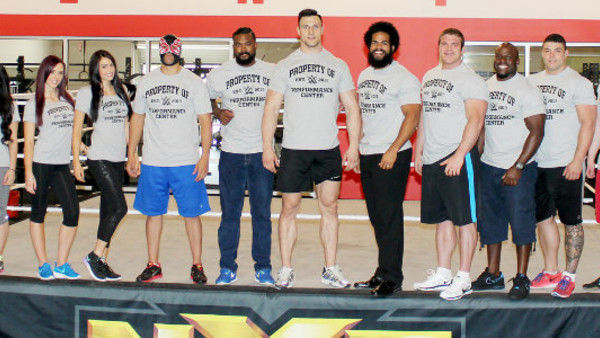 WWE Adds New Talent To NXT Performance Center