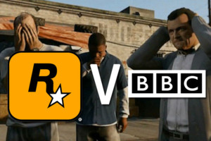 Rockstar V BBC lawsuit