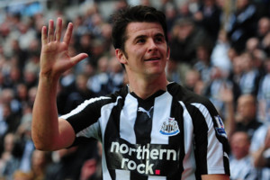 File photo dated 31/10/2010 of Newcastle's Joey Barton.