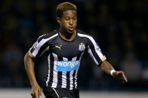 Newcastle United's Rolando Aarons