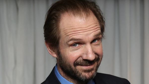 Actor Ralph Fiennes poses for photographers upon arrival for the 20th Empire Film Awards at a hotel in central London, Sunday, 29 March, 2015. (Photo by Joel Ryan/Invision/AP)