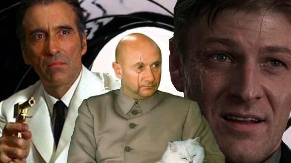 Greatest Bond Villains