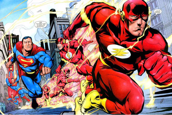 the flash supergirl musical crossover 14 easter eggs references