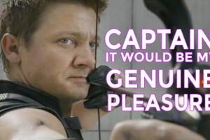 Hawkeye Quote
