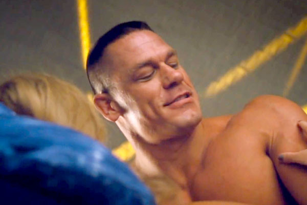 John Cena Trainwreck