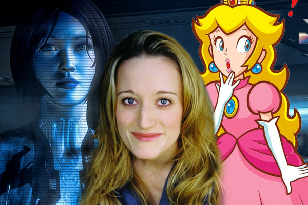Cortana Has The Same Voice Actor As Princess PeachJen Taylor Halo 4 - Jen-Taylor-Halo-Cortana-Princess-Peach
