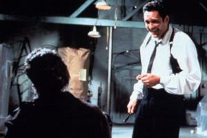 Reservoir Dogs Ear Scene