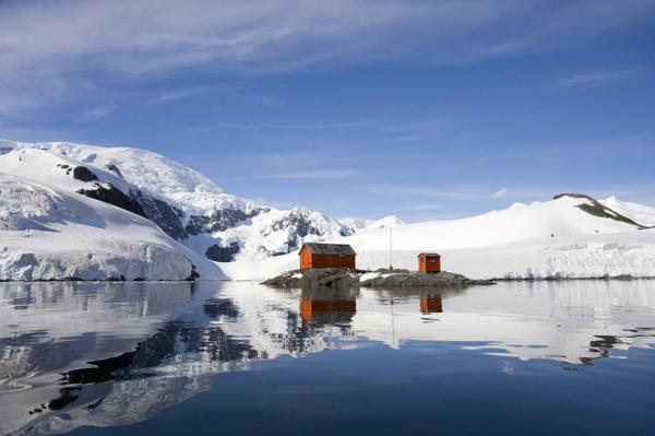 7. Nazi Base 211 Antarctica