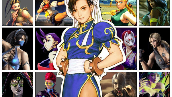 30 Greatest Female Fighting Game Characters Of All Time Page 3