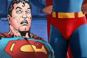 Superman Shocked Underwear