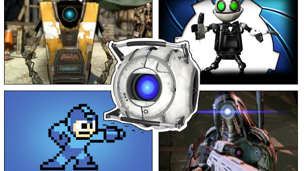 30 Greatest Video Game Robots Of All Time - Page 2