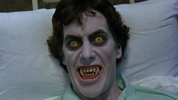 An American Werewolf in London Hospital Scare