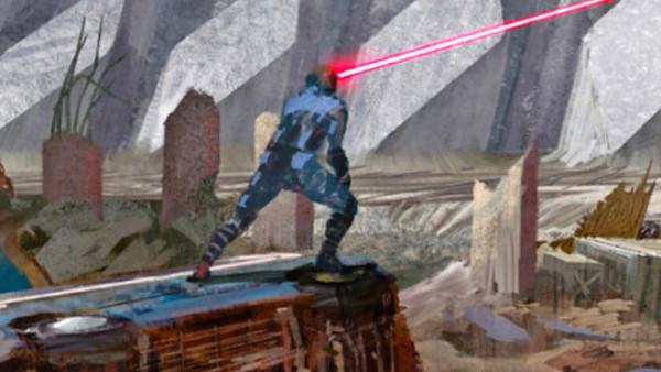 New X Men Apocalypse Concept Art Reveals Cyclops Jean Grey