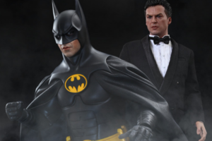 Batman Returns Bruce Wayne Hot Toys