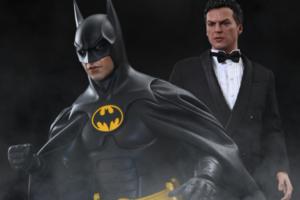 Batman Returns Bruce Wayne Hot Toys