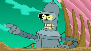 Futurama: 10 Worst Things Bender Has Ever Done