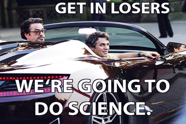 Avengers Age of Ultron Science Losers