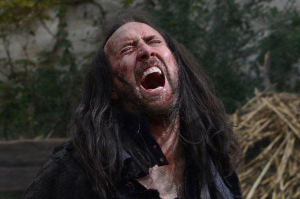 Nicolas Cage Outcast