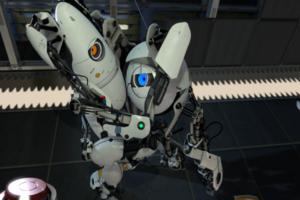 Portal 2 atlas and pbody