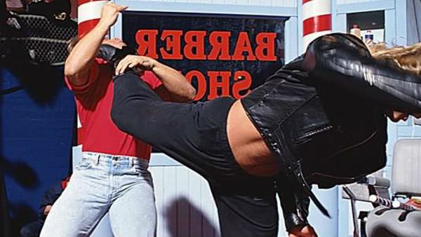 Wrestlemania 21 Shawn Michaels Kurt Angle