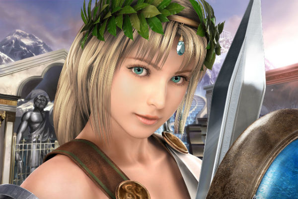 Sophia soul calibur