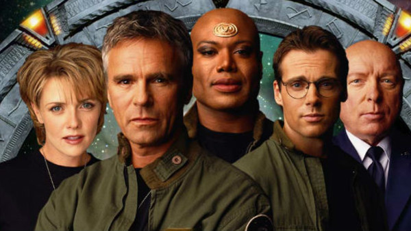 Stargate SG-1 Actors - Then and Now 2014 - YouTube