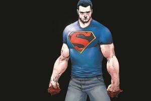 Superman New Costume Comic