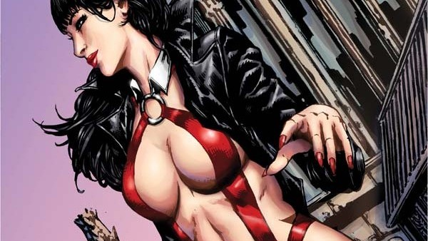 Superheroine erotica