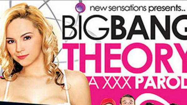 Big Bang teoria porno elokuva