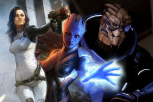 Mass Effect characters