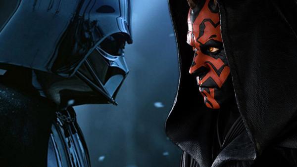 Star Wars Darth Vader Darth Maul
