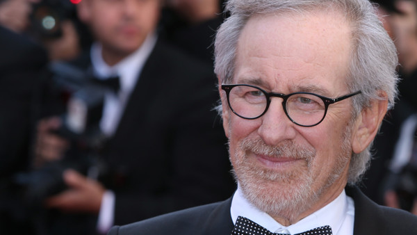 In this May 25, 2013 file photo, jury president, director Steven Spielberg, arrives for the screening of the film Venus in Fur at the 66th international film festival, in Cannes, southern France. Spielbergs next two films have been slated for October 2015
