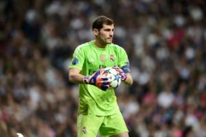 Iker Casillas, Real Madrid goalkeeper