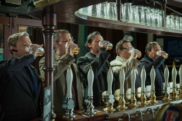 World's End Pints