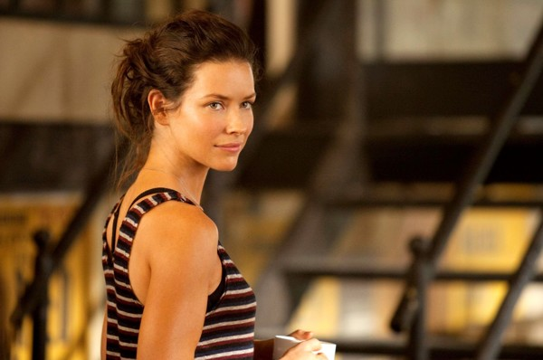 evangeline lilly book
