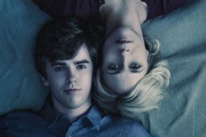 Norma And Norman Bates Motel